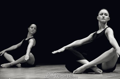 Dance lab- danza contemporanea